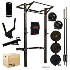 Home Gym by His U0026 Hers Profile Pro Package Complete Home Gym U2013 Prx Performance
