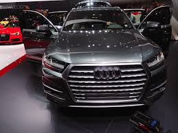audi jeep 2015 2016 audi q7 lighter aims for over 40 mpg average