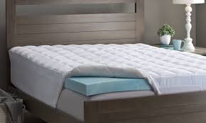 Best Firm Mattress Topper Best How To Pick Memory Foam Mattress Topper Thickness Overstock Com