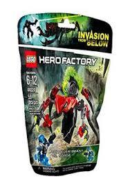 amazon specials black friday lego hero factory 6283 voltix 673419167918 features ball
