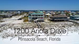 1200 ariola drive pensacola beach florida youtube