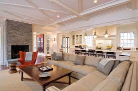 Open Concept Living Room by Morris And Woodhouse Living Rooms Beautiful Living Rooms Open