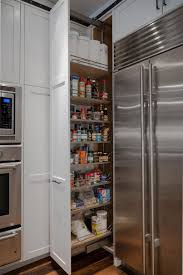 over refrigerator cabinet lowes pull out pantry shelves lowes next to fridge cabinet storage home