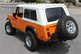 jeep commando custom 1971 jeep jeepster commando custom suv208416