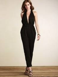 plunging jumpsuit plunging neck open back jumpsuit black jumpsuits rompers xl zaful