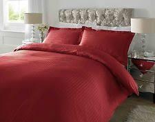 red bedding sets u0026 duvet covers ebay