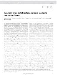 l islation si e auto b isolation of an autotrophic pdf available
