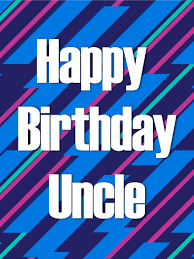 artistic happy birthday card for uncle birthday u0026 greeting cards