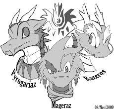 dragons ludren deviantart