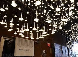 chandelier nyc blackbody oled chandelier â inhabitat â green design innovation