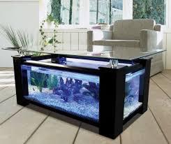 fish tank coffee table diy coffee table aquarium diy images table design ideas