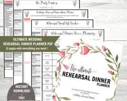 Wedding Planning Organizer Wedding Planner Printable Wedding Planner Wedding Binder
