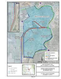 Maps Sacramento Buffalo District Missions Civil Works District Projects New