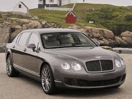 Bentley Continental Flying Spur Speed Specs 2009 2010 2011