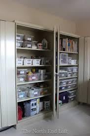 Craft Room Storage Furniture - the north end loft craft room storage