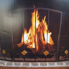 Decorative Fireplace Vintage Fireplace Screens With Doors For Family Room Ward Log Homes