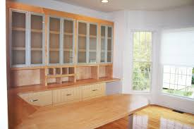 Kitchen Desk Cabinets Fabulous Built In Desk Ideas With 1000 Images About Kitchen Desk