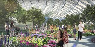 five story amusement park being added to world renowned singapore