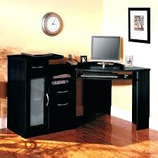 Small Corner Computer Desks Small Black Corner Desk Countrycodes Co
