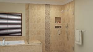 bathrooms design frameless glass shower doors bath sliding at