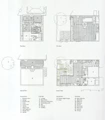 red house tony fretton architects archi drawing pinterest