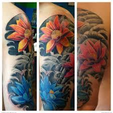 flowers half sleeve japanese tattoo artists org
