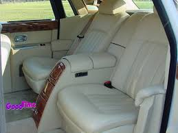 rolls royce inside limo toronto limos party buses goodtime limo