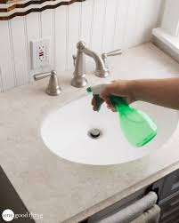 Types Of Mold In Bathroom by 5 Easy Steps That Will Get Your Bathroom Clean In Minutes One