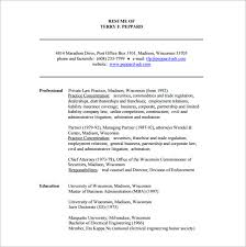 free pdf resume templates download lawyer resume template u2013 10 free word excel pdf format download