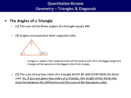 The Interior Angles Of A Triangle Always Add Up To Quantitative Review Geometry Polygons Polygons And Interior