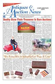 Cranberry Auction Barn Antiques U0026 Auction News 031513 By Antiques U0026 Auction News Issuu