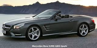 mercedes sl sl500 amg sports specs in south africa cars co za