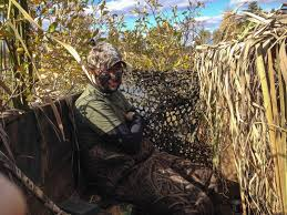 Two Man Layout Blind Huntwise Blog Build Your Own Duck Blind A Diy Approach