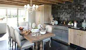 decoration cuisine ancienne cuisine esprit cagne dacco cuisine esprit cagne deco esprit