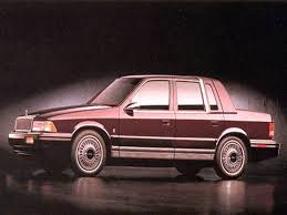 used dodge dynasty sedan kelley blue book 1994 chrysler lebaron pricing ratings reviews kelley blue book