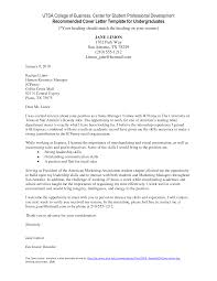 Cover Letter Example For Students Seek Cover Letters Cover Letters The Good And Bad Career Advice