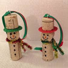 1543 best cork ornaments images on wine cork crafts