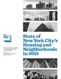 State Environmental Planning Policy Affordable Rental Housing 2009 by State Of New York City U0027s Housing U0026 Neighborhoods U2013 2015 Report