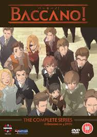 Seeking S01e01 Uploaded Net Myreviewer Jpeg Baccano The Complete Collection Front Cover
