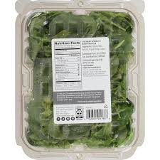 earthbound farm organic half u0026 half baby spinach baby arugula 5