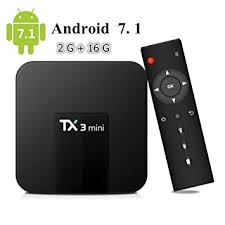 android tv box android tv box android 7 1 tv box tx3 mini 2gb 16gb
