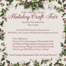 holiday lunch invitation holiday craft fair 2015 u2014 st paul u0027s umc
