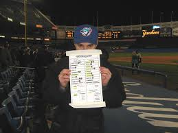 4 2 08 at yankee stadium the baseball collector