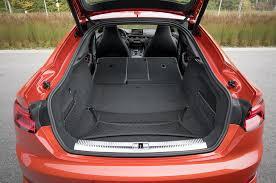 audi s5 trunk 2017 audi s5 sportback review autocar