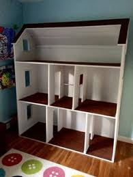 18 Doll House Plans Free by Ana White Build A Three Story American Or 18