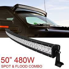 best 25 curved led light bar ideas on pinterest 50 led light