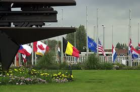 Flying The Flag At Half Staff Nato Media Library Flags Of The Nato Nations Half Mast 12