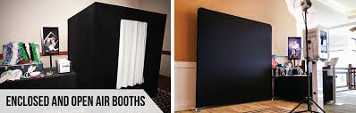 Open Air Photo Booth Photo Booths For Parties Open Air And Enclosed Photo Booth Rentals