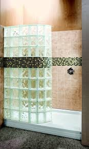 image result for glass block shower our master bath pinterest curved glass block walk in shower for a bath to shower conversion like the way the tile is carried across the glass block