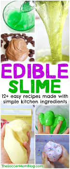 edible images edible pizza slime only 3 ingredients the soccer